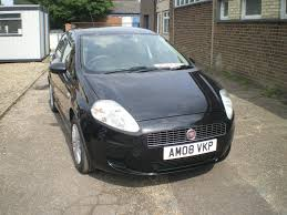 used fiat grande punto eleganza for sale motors co uk
