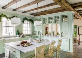 colorful kitchen islands 15 best kitchen color ideas paint and color schemes for kitchens