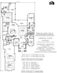 plan no 6651 0615