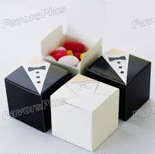and groom favor boxes groom wedding party favor boxes