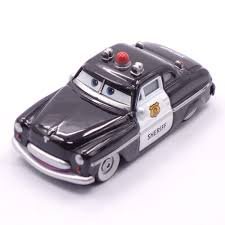 police car toy sheriff detectives red fire truck diecast cars story metal kids