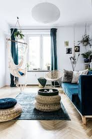 hã ngesessel wohnzimmer 65 besten interior boho look bilder auf wohnzimmer