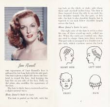hairstyles that look flatter on sides of head 10 hollywood hairstyles of the 50s glamourdaze