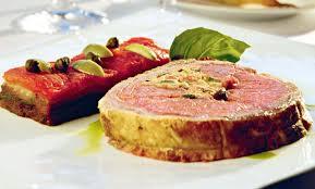 cuisiner une selle d agneau recette selle d agneau farcie ivre de légumes