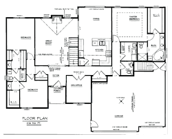 customizable floor plans customizable house plans parry sound floor plan custom home plans
