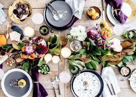 top ten thanksgiving tabletop decor trendingsiny