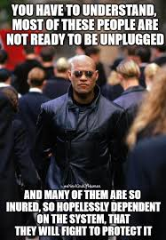 Morpheus Meme - the esoteric meaning of neo morpheus the woman in the red dress