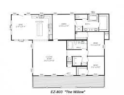 triple wide floor plans triple wide floorplans mccants mobile