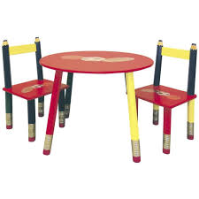 crayola table and chairs furniture good teak wood children table and chair sets with square