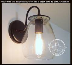 Wall Sconce Lights Verona Wall Sconce Light Fixture With Edison Bulb U2013 The Lamp Goods