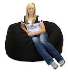 large royal sack foam foof chair thebeanbagchairoutlet com