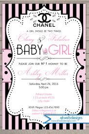 chanel baby shower chanel baby shower baby showers ideas