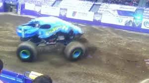monster truck show long island monster jam xl center 2016 crushstation freestyle youtube