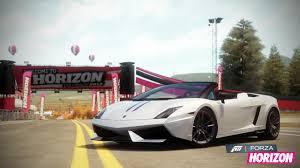 Lamborghini Gallardo With Butterfly Doors - forza horizon cars