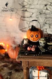 pixie dust miniatures happy halloween