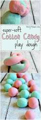 super soft cotton candy play dough play dough cotton candy and