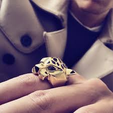 cartier rings man images Gold rings for men including navaratna astrological nine gemstones jpg