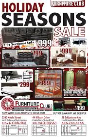 furniture club black friday flyer