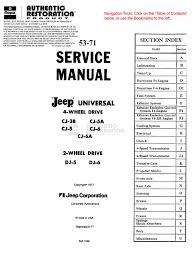 jeep cj5 internal combustion engine bearing mechanical