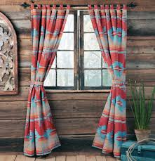 sunset point southwestern drapes clearance