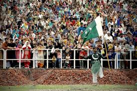 Flag Of Pakistan Pic Seventy Years Of India Pakistan Partition In Pictures India Al