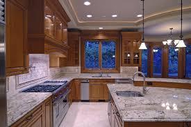 kitchen backsplash with granite countertops appliances oak kitchen cabinet with undermount stainless steel