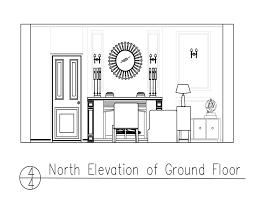 Elevation Symbol On Floor Plan Stunning 80 Living Room Elevation Inspiration Design Of Living