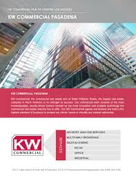 kw sales kw commercial pasadena value proposition by ricardo beristain issuu