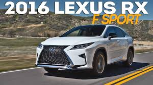 lexus uae second hand 2016 lexus rx 350 f sport youtube