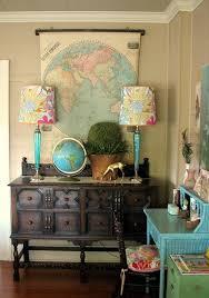 350 best travel inspired decor images on map globe