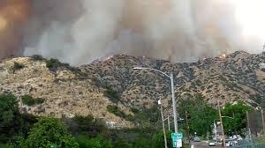 Wildfire Near Julian Ca by Fire In Stough Canyon 9 1 2017 Youtube