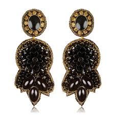 suzanna dai earrings hauteheadquarters designer jewelry for women