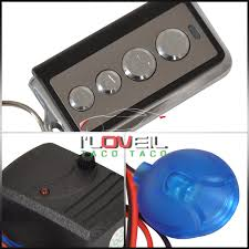 jdm remote engine start car alarm security system w wiring and