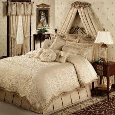Tan Comforter Newcastle Damask Comforter Bedding