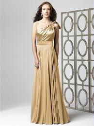 gold color bridesmaid dresses bridesmaids glossy gold bridesmaid dresses gold