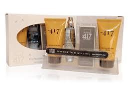 amazon com minus 417 dead sea cosmetics professional nail kit