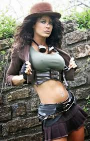 Sexey Halloween Costumes Halloween Costumes 20 Steampunk Styles Steampunk Lsl