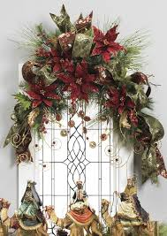 Decorating Windows Christmas Wreaths by 65 Best Everything Christmas Images On Pinterest Christmas Time