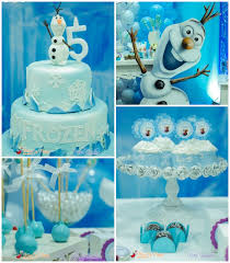 frozen party frozen party themes party things