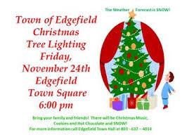 Christmas Tree Lighting Town Of Edgefield Christmas Tree Lighting Town Of Edgefield South