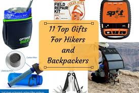 11 top gifts for hikers and backpackers thrifty outdoors
