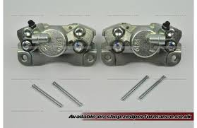 mitsubishi shogun 1998 pajero u0026 shogun sport 2 5td 3 0 v6 rear brake calipers