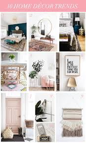 10 home décor trends treats u0026 trends