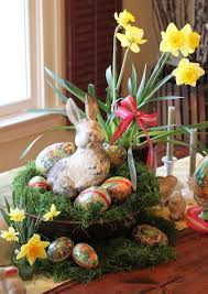 Easter Decorations Pinterest by 257 Best Easter Spring Ideas Images On Pinterest Happy Easter