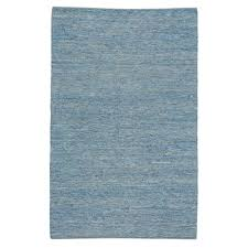 Capel Area Rug by Capel Garden Farms 3 Blue 7 Ft X 9 Ft Area Rug