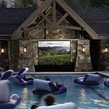 Backyard Theater Ideas 15 Wonderful Home Theater Ideas
