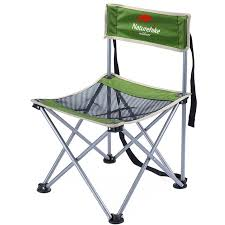 Ultralight Backpacking Chair Naturehike Camping Chair Portable Fishing Folding Chairs