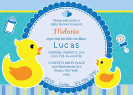 duck baby shower invitations rubber ducky baby shower invitation nyc party printables