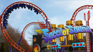 speed of roller coaster walibi speed of sound 360