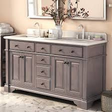 Narrow Vanity Table Bathroom Top 60 Oxford Double Sink Vanity Espresso Bathgems Inside